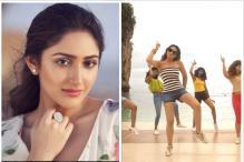 Dilip Kumar's Grandniece Sayyeshaa's Dance On Shape Of You Will Make You Groove
