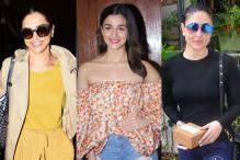 Star Spotting: Alia Bhatt, Deepika Padukone, Kareena Kapoor, Athiya Shetty, Ileana D'Cruz...