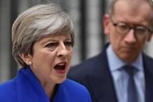 Cabinet Meeting Provides First Post-election Test for Embattled May