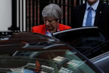 Theresa May Admits Shedding 'a Little Tear' Over UK Poll Result
