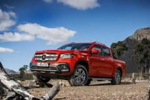 Mercedes-Benz X-Class Unveiled, Company's First Pickup Truck