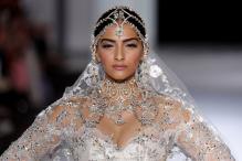 Sonam Kapoor at Ralph & Russo's Haute Couture Show in Paris