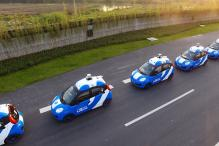 Microsoft Joins Baidu's Apollo Alliance to Build Self-Driving Car