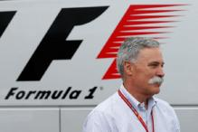 Formula One: Chase Carey Relaxed About Carmakers' Electric Focus
