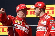 Formula One: Kimi Raikkonen Was Faster, Admits Race Winner Sebastian Vettel