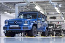 Mercedes-Benz Produces 300,000th G-Class, Rolls-Out of Austria Plant