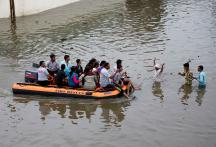 Rains Wreak Havoc on Many States, Seven Die in West Bengal