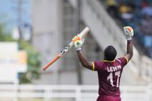 West Indies vs India T20I: Star of the Match - Evin Lewis