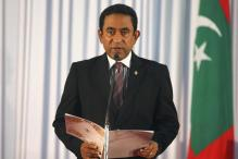 Maldives Opposition Says Government Locks Down Parliament