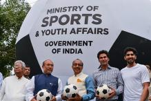 Sports Ministry to Back India's U20 World Cup Bid