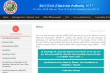 JoSAA 2017 Results - Second Round of Allotment Declared at josaa.nic.in