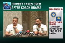 Sri Lanka vs India 2017: No Added Pressure on Me, Says Virat Kohli