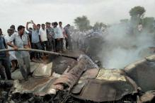 IAF's MiG-23 Trainer Aircraft Crashes, Pilots Eject Safely