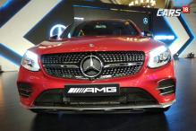 Mercedes-AMG GLC 43 Coupe Launched in India For Rs 74.80 Lakh