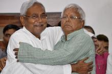 With Nitish Kumar Walking Out of Alliance, What Has Lalu Got in Store?