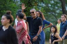 Obama Pushes Tolerance, Respect in Childhood Home Jakarta