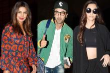 Star Spotting: Priyanka Chopra, Sonam Kapoor, Ranbir Kapoor, Ileana D'Cruz, Karisma Kapoor...