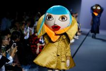 Viktor and Rolf's Haute Couture fashion collection