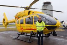 Prince William Steps Down From Ambulance Job to Become Full-time Royal