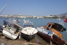 Strong Quake Off Turkish And Greek Coasts Kills 2, Injures Scores