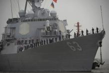 US Warship Near South China Sea Island 'Provocation': China