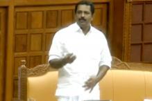 Kerala Congress MLA M Vincent Booked For Rape