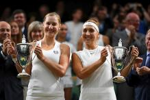 Wimbledon 2017: Makarova and Vesnina Claim Doubles Title