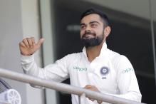 When National Heartthrob Virat Kohli Had a 'Fanboy' Moment