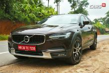 Volvo V90 Cross Country Launched in India for Rs 60 Lakh