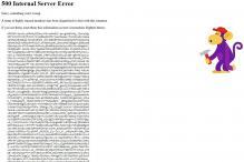 YouTube Down: Users Face 'Internal Server Error'