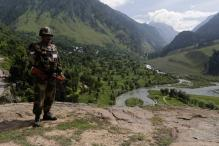 LeT Terrorist Held With Arms From North Kashmir's Bandipora Distrcit