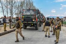 Restrictions in Parts of Srinagar After Pulwama Encounter