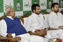 CBI Raids Hit Lalu Where it Hurts Most: His Mission to Bring up GenNext