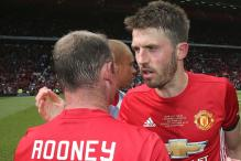 Carrick Takes Over as United Captain After Rooney's Departure