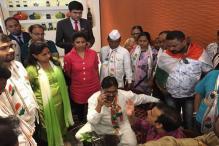 Indu Sarkar's Press Meet Cancelled After Ruckus by Congress Activists