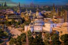 Disney Shares First Look Of New Star Wars-themed Park