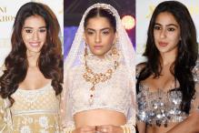 Sonam Kapoor, Sara Ali Khan, Disha Patani at fashion event in New Delhi