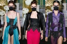 Eymeric Francois's Haute Couture Fashion Show in Paris