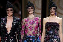 Giorgio Armani's Haute Couture Show in Paris
