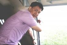 Close Shave for Kiren Rijiju as BSF Chopper Makes Emergency Landing