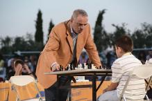 Gary Kasparov Back From Retirement For US Chess Tournament