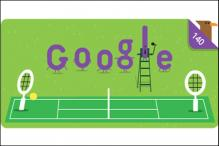 Wimbledon's 140th Anniversary Celebrated in Google's Latest Doodle