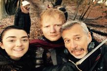 Ed Sheeran Makes Game Of Thrones Debut