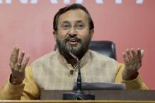 Javadekar Fires 'Own Child' Salvo at Congress Over GST Launch Boycott