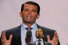 Donald Trump Jr Was Told of Russian Effort to Help Father's Campaign