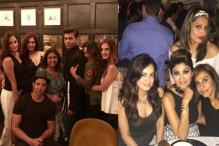 Photos of Hrithik, Sussanne, Shilpa, Bipasha Partying in New York Are Out
