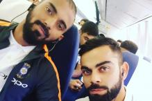 Kohli & KL Rahul Find the Perfect Way to Counter Flight Delays