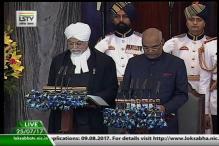 Ram Nath Kovind Takes Oath as India's 14th President