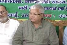CBI Raids a BJP Conspiracy, Will End Amit Shah And Modi's Arrogance: Lalu