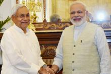 Nitish Kumar Sidesteps Queries About Strain in Ties With PM Narenda Modi